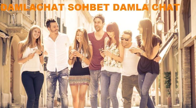 DamlaChat Damla Chat Sohbet Sitesi